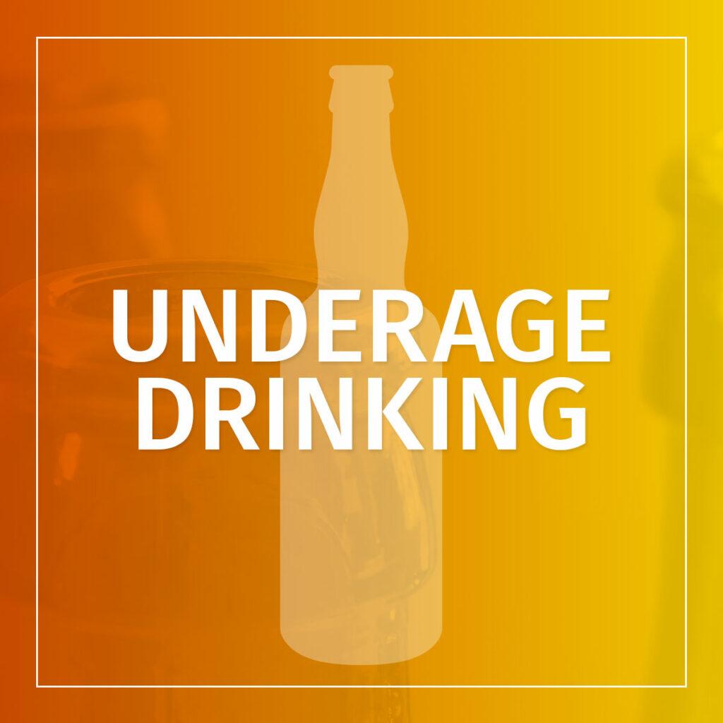 WY We Talk: Underage Drinking